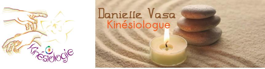 Danielle Vasa - Kinésiologue